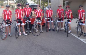 Team Bio: Portland Aluminium Cycling Team